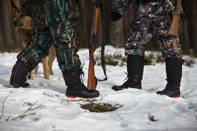 Обувь для охотника: что купить?