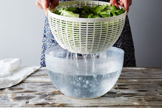 Как сделать фрукты и овощи по-настоящему чистыми?