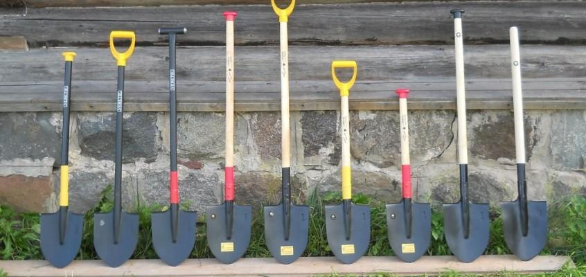 Как делают лопаты?