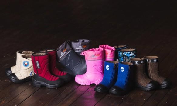 Подбираем обувь для активного ребенка