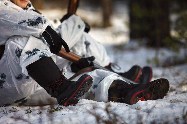 Бахилы для зимней охоты и рыбалки