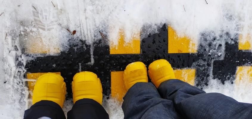Отзыв покупателя на сапоги из ЭВА Nordman Kids с флисовым утеплителем