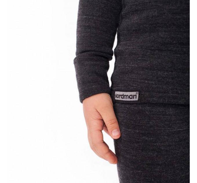 Термобелье для низкой активности Nordman Warm, серый