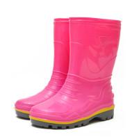 Сапоги резиновые детские Nordman Step, розовые