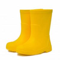 Детские сапоги из ЭВА Nordman Jet, желтые