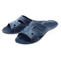 Тапочки домашние женские из ЭВА, тёмно-синие