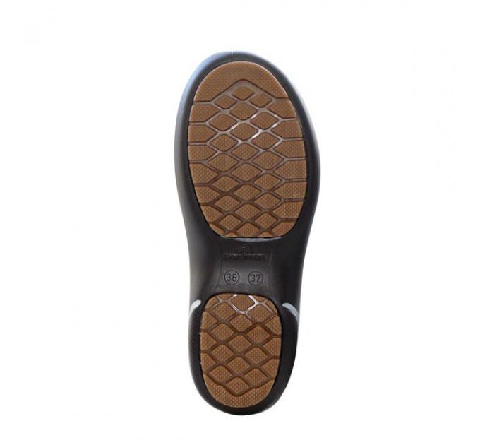 Женские сапоги Nordman Kleo из ЭВА с флисовым утеплителем, коричневые с песочным